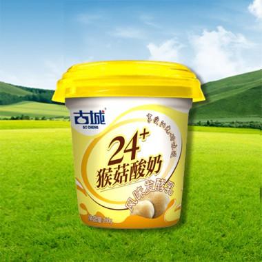 24+三角杯 猴菇酸牛奶