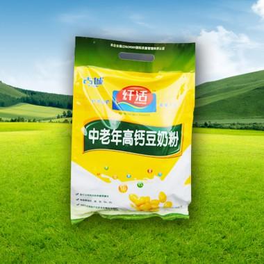 中老年高钙豆奶粉