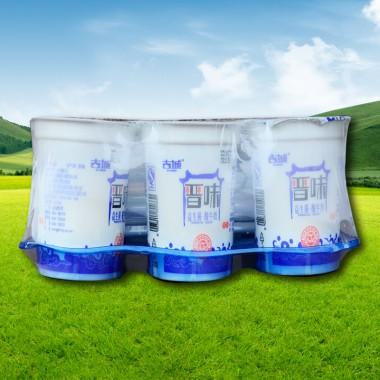 益生菌酸牛奶6连杯