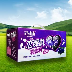 恋果乳蓝莓味